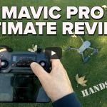 DJI Mavic Pro Drone Hands on review