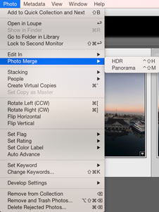 How to make an aerial panorama in Adobe Lightroom - DroneHowTo
